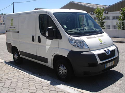 Selective Collection Van